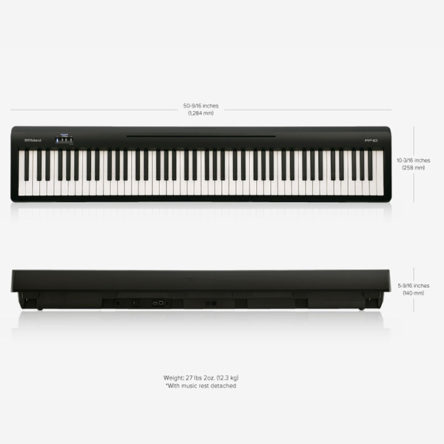 FP Series Digital Piano – Roland