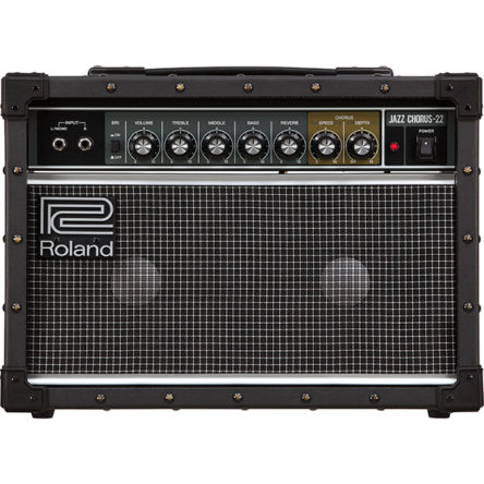 JC-22 Jazz Chorus Guitar Amplifier – Roland
