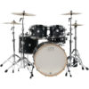 DDLM2215BL DESIGN SERIES 5-PIECE SHELL PACK - BLACK STAIN DW