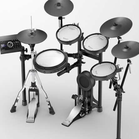 TD-17KVX V-Drums – Electronic Drum Kit Incl Stand – Roland