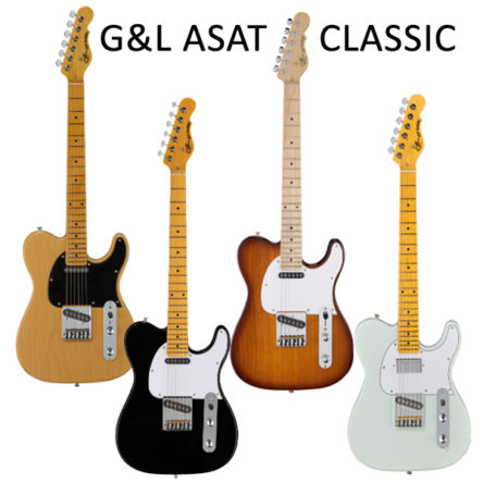 G&L ASAT Classic (Tribute Series) Electric Guitar