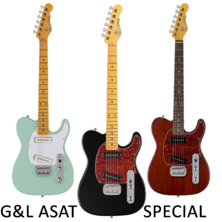 G&L ASAT Special (Tribute Series) – Electric Guitar