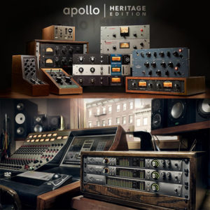 Universal Audio Apollo x8P [Heritage Edition]