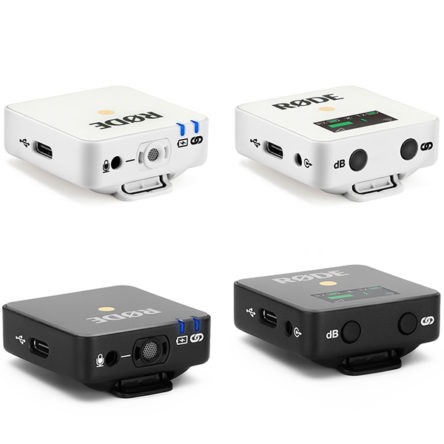 Wireless GO Compact Wireless Microphone System – RODE