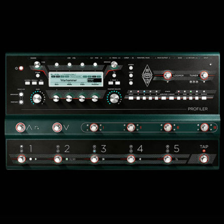 Profiler Stage Floorboard – Kemper