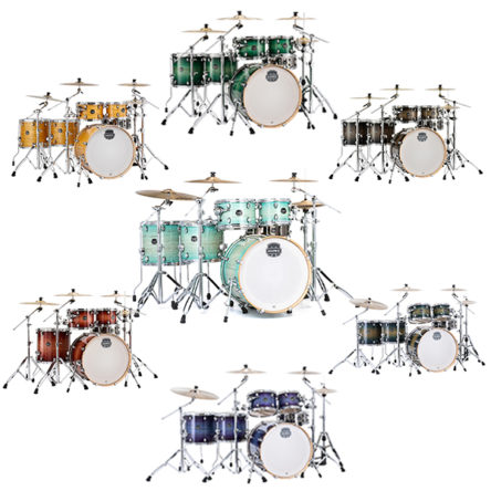 Armory Series 5 pcs Jazz Shell Pack – Mapex