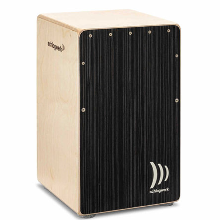 Cajon X-One Hard Coal Stripes – Schlagwerk