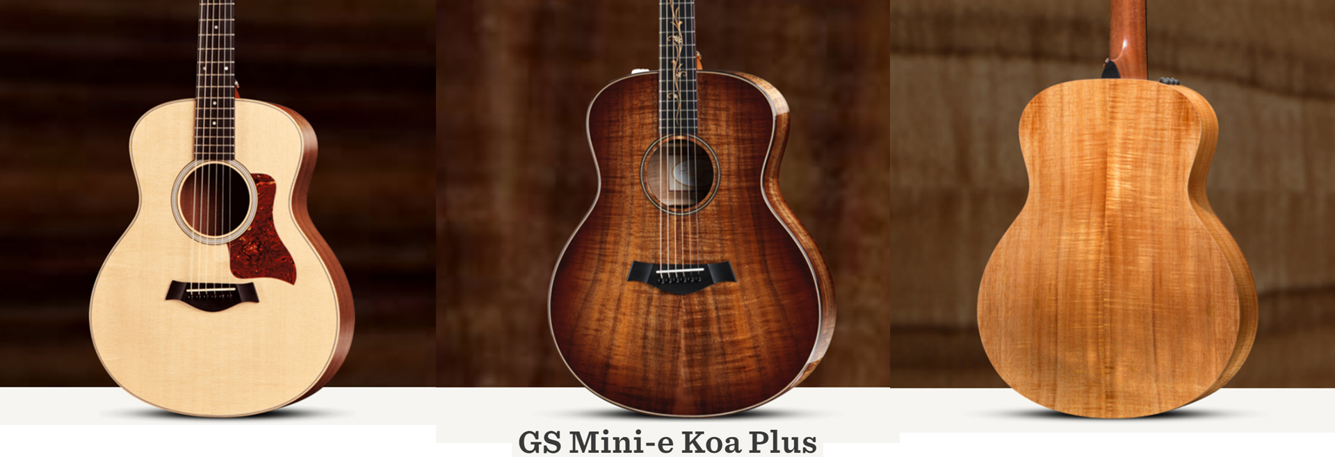 GS Mini-e Koa Plus