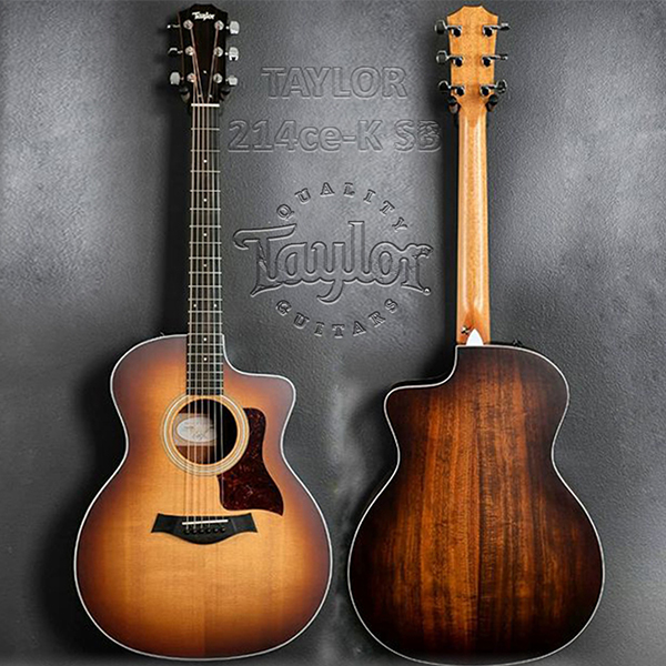 214ce-K SB 200 Series Acoustic Guitar – Taylor