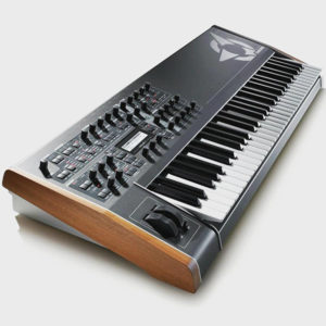 The Access Virus TI2 Keyboard synthesizer