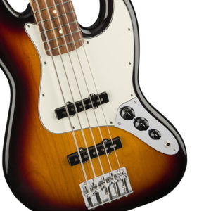Player Jazz Bass V Pau Ferro
