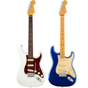 American Ultra Stratocaster Electric Guitar - Fender