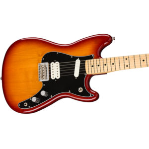 Fender Player Series Mexican Mustang SS Guitar Display