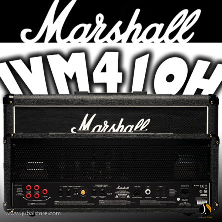 JVM410H 100W 4Channel Guitar Amp Head – Marshall Amplification
